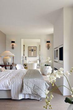 Luxe+slaapkamer