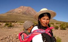 Mujer   Aymara e  Hijo Chile, What A Wonderful World, Wonders Of The World, Travel, Natural History Museum, Culture, Powerful Women, Tourism, Viajes