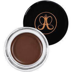 Anastasia Beverly Hills DIPBROW Pomade (£12) ❤ liked on Polyvore featuring beauty products, makeup, eye makeup, anastasia beverly hills makeup, eyebrow cosmetics, eye brow makeup, brow makeup and eyebrow makeup