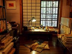 Japanese Style House, Traditional Japanese House, Japanese Architecture, Interior Architecture, Interior And Exterior, Room Inspiration, Interior Inspiration, Korean Apartment, Kawaii Room
