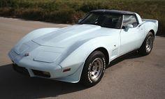 1976 Greenwood Corvette C3 Daytona Muscle Cars