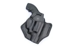 Custom leather Smith & Wesson J frame 357 magnum holster. Concealment Holsters, 357 Magnum, Personal Defense, Smith Wesson, Concealed Carry, Custom Leather, Firearms, Hand Guns, Trending Outfits