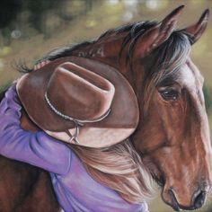 Ƹ̵̡Ӝ̵̨̄Ʒ ❀~•♥•Hug a Horse Ƹ̵̡Ӝ̵̨̄Ʒ ❀~•♥•  Alicia Quist-Wopereis