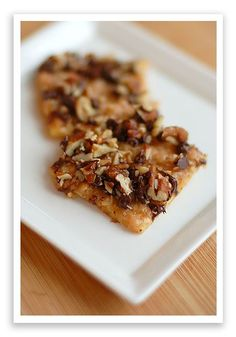 Redneck Toffee ~Saltine Cracker baked with brown sugar,butter,toffee bits and chocolate chips. (Nuts optional) An easy treat to make! Candy Recipes, Holiday Recipes, Cookie Recipes, Dessert Recipes, Holiday Foods, Christmas Recipes, Dessert Ideas, Holiday Ideas, Just Desserts