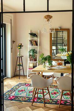 Combina el estilo neo-mediterráneo con un estilo más moderno