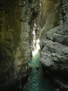 Barranco de MIrabal. Tella-Sin. Huesca. North Spain
