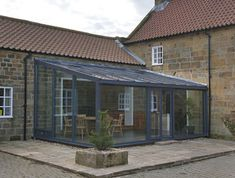 Bespoke Glass Lean To Conservatories Gallery | New Gallery