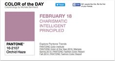 APPart – Mobile Art – Pantone Color of the Day – 'Orchid Haze' – TheAppWhisperer