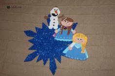 Placa de porta ou parede em EVA Placas para porta ou parede de quarto de criança em EVA, com aplicação de nome. Valores a partir de 4€ + nome Portes de envio não incluídos