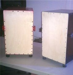 Woodworking videos and projects. Woodworking for Mere Mortals: Make your own cajon