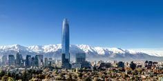 13 Edificios nuevos se unen al listado anual de los 100 edificios más altos del mundo Santiago de Chile! beautiful as it is! Well done for LA!