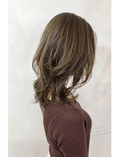 Medium Long Hair, Hair Inspo, Curls, Hair Cuts, Hair Beauty, Long Hair Styles, Erika, Hairstyles, Fashion