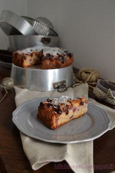 Tritabiscotti: Torta all'uva fragola e farina di farro