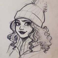 Pin by ᵍⁱᵍⁱ 🧸 on drawing ideas rajzok, vázlatfüzet, ötletek Girl Drawing Sketches, Cartoon Girl Drawing, Cartoon Drawings, Easy Drawings, Pencil Drawings, Drawing Ideas, Drawing Tips, Body Drawing, Drawing Hair