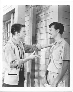 TIM CONSIDINE/TOMMY KIRK/SHAGGY DOG/8X10 PHOTO FROM ORIGINAL NEG. CC23201 7-207