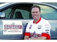 Wrote an article about teen driving program B.R.A.K.E.S. and received a very nice e-mail from NHRA drag racer Doug Herbert.