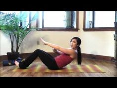 30 minute POP Pilates routine. A killer total body workout with upbeat music to keep you motivated. Perfect for a day when you want to squeeze a work out in at home and don't have time to make a trip to the gym.