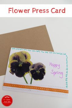 Giveaway & Review Interplay Flower Press - ET Speaks From Home