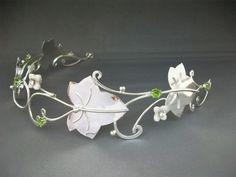 Season of Mists Circlet Princess Celtic Wedding Crown Headpiece