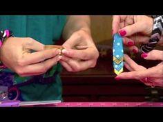 Creative Living Show featuring Westcott Brand® -- Duck Tape® Bracelets