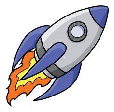 free domain clip art space robots army pinterest space aliens rh pinterest com cute rocket ship clipart free rocket ship clipart