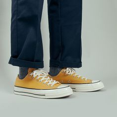 b8b1478caa7 Add a little flare to your outfits with a pair of  converse Chuck Taylor All