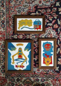 The Illustrators show - Kalashnikovv Gallery by Says Who , via Behance Illustrators, Illustration Art, Behance, Sayings, Gallery, Frame, Inspiration, Design, Biblical Inspiration