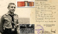 Inside Hitler Youth camps where boys were brainwashed to become Nazis