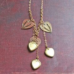 Sweethearts Necklace now featured on Fab.