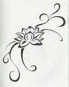 greyed out lotus om lotus t towierungen tattoo ideen und buddhistische symbole tattoos. Black Bedroom Furniture Sets. Home Design Ideas