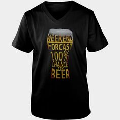 100 CHANCE OF #BEER T SHIRT, Order HERE ==> https://www.sunfrog.com/Drinking/124023763-692138280.html?53625, Please tag & share with your friends who would love it, #xmasgifts #superbowl #jeepsafari