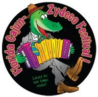 Florida Cajun Zydeco Festival Continuous Outdoor Entertainment On Two Stages  Jam-Packed With Outstanding Talented Performers  of Authentic Cajun Zydeco Music!    Ample Dance Space On Wooden Floors, Plenty Of Hot 'n Spicy  Cajun & Creole Food, Kid's Kingdom and Arts & Craft Vendors!    Friday, Saturday and Sunday  November 9, 10, 11, 2012