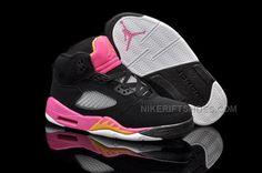 http://www.nikeriftshoes.com/hot-nike-air-jordan-5-kids-black-bright-citrus-fusion-pink.html HOT NIKE AIR JORDAN 5 KIDS BLACK BRIGHT CITRUS FUSION PINK Only $79.00 , Free Shipping!