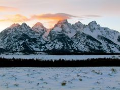 Grand Teton in winter transforms into a magical place, free of the crowds of summer. Here, the best ways to explore the winter wonderland.