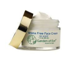 Garden of Eve Aroma Free - No Scent Face Cream (Unscented, Fragrance-Free, Normal / Dry/ Sensitive)Moisturizing, Hydrating (Certified Organic Ingredients)(No synthetic ingredients) 1.3 oz >>> Be sure to check out this awesome beauty product.