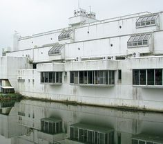 053 Aoshima Miyazaki Nature House for Youth (1975), by Miyazaki Pref. + Sakakura Associates