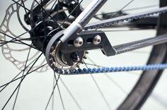 UBC Coren, la Bicicletta Tedesca con il Cuore Italiano - UBC Coren è una bicicletta per uso urbano prodotta dalla tedesca UBC GmbH ma con il cuore italiano, quello dell'altoatesino C. Zanzotti.