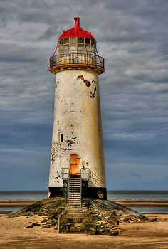 Le phare où s'abrite Golane pour mener son enquête sur le poison des sahuas.