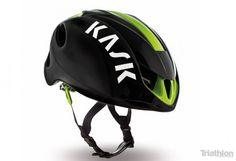 Kask infinity helmet review. A great-looking aero road helmet for triathletes.