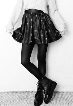 Pastel Goth Princess: Photo