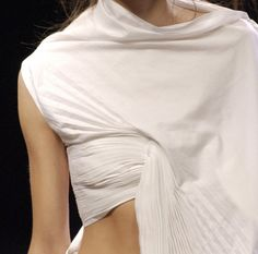Pleats, fabric treatment, fabric manipulation, couture details, gathering, layering, draping.
