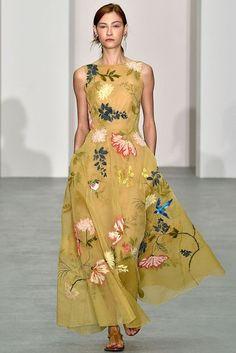 Ultimate Floral Trend Guide For Spring/Summer 2017 | British Vogue