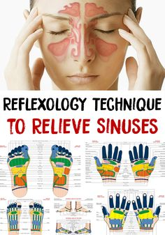 Amazing! This reflexology technique will unblock your sinuses! This is a very common and painful problem and here is a great solution!