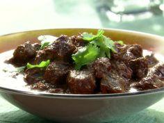 Goan Beef Curry with Vinegar: Beef Vindaloo