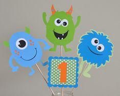 Monster High Chair Banner I am 1 Monster Birthday by DesignsByDodi
