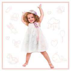 Χειροποίητα βαπτιστικά φορέματα letante! Απολαύστε τις υπηρεσίες του προσωποποιημένου service για μοναδικά αποτελέσματα! www.letante.com βαπτιστικά ρούχα, βαπτιστικά ρούχα για κορίτσι, βάπτιση, βαπτιστικά, christening, Βαπτιστικά Αθήνα Girls Dresses, Flower Girl Dresses, Tulle, Wedding Dresses, Skirts, Fashion, Dresses Of Girls, Bride Dresses, Moda