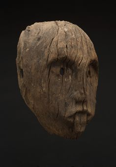 CAVIN-MORRIS GALLERY: Masks Indonesia - Borneo - Dayak Effigy Mask,...