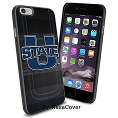 (Available for iPhone 4,4s,5,5s,6,6Plus) NCAA University sport Utah State Aggies , Cool iPhone 4 5 or 6 Smartphone Case Cover Collector iPhone TPU Rubber Case Black [By Lucky9Cover] Lucky9Cover http://www.amazon.com/dp/B0173BHIPS/ref=cm_sw_r_pi_dp_2FFmwb1FW7H3A