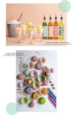 Favorite Party Pins: Pastels