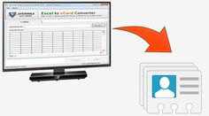 10 inspiring Excel to vCard Conversion images | Android